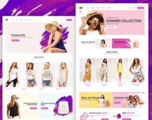 Primjer web trgovine za Butike - hig.ba
